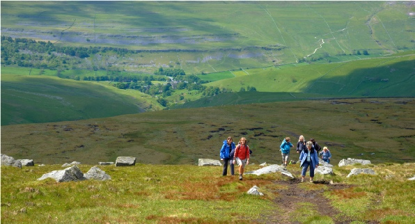 Lower Wharfedale Ramblers